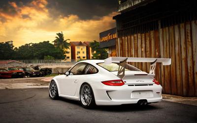 Porsche 911 GT3 wallpaper