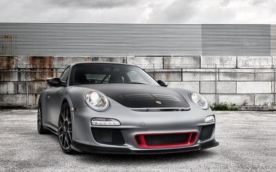 Porsche 911 GT3 [5] wallpaper