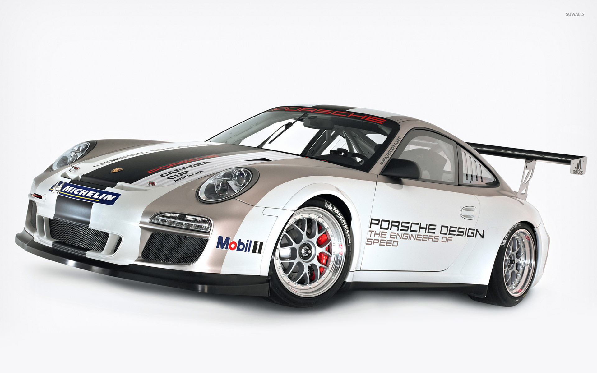 porsche 911 gt3 cup 3 wallpaper 1920x1200 jpg - Porsche 918 Rsr Wallpaper