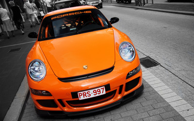 Porsche 911 GT3 RS [5] wallpaper