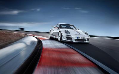 Porsche 911 GT3 RS 4.0 [2] wallpaper