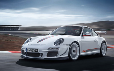 Porsche 911 GT3 RS 4.0 wallpaper