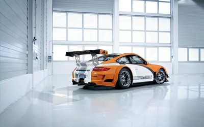Porsche 911 GT3 RS [4] wallpaper