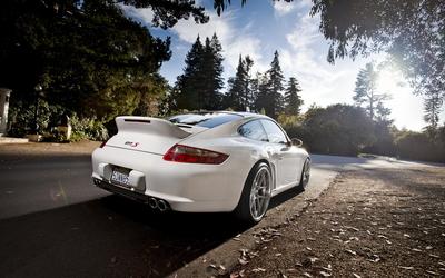 Porsche 911 S wallpaper