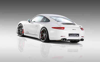 Porsche 911 SpeedArt wallpaper