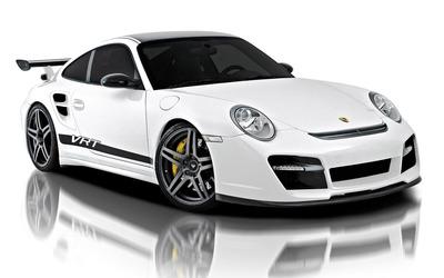 Porsche 911 Turbo V RT wallpaper