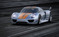 Porsche 918 RSR concept [3] wallpaper 2560x1600 jpg