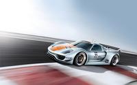 Porsche 918 RSR Concept [4] wallpaper 1920x1200 jpg