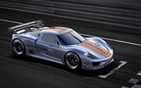 Porsche 918 RSR Concept [2] wallpaper 1920x1200 jpg