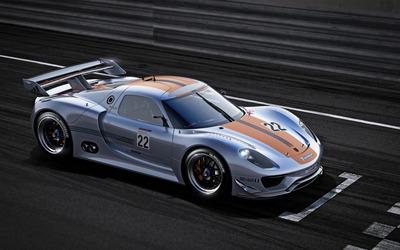 Porsche 918 RSR Concept [2] wallpaper