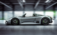 Porsche 918 Spyder Concept wallpaper 2560x1600 jpg