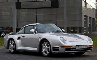 Porsche 959 [2] wallpaper