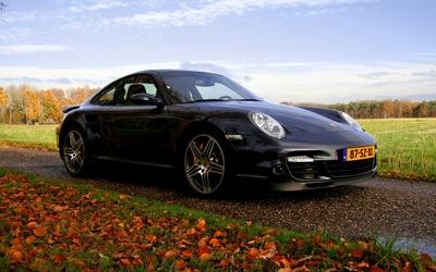 Porsche 977 Turbo [3] wallpaper