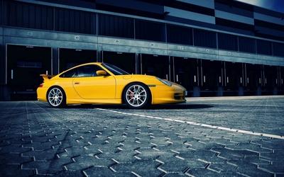Porsche 996 GT3 [2] wallpaper