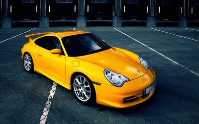 Porsche 996 GT3 wallpaper