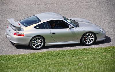 Porsche 996 GT3 [3] wallpaper