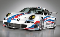 Porsche 997 GT3 RSR wallpaper 1920x1080 jpg