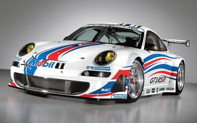 Porsche 997 GT3 RSR wallpaper
