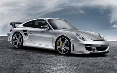 Porsche 997 Turbo Rinspeed wallpaper