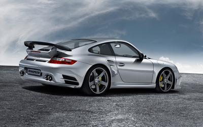 Porsche 997 Turbo Rinspeed [2] wallpaper