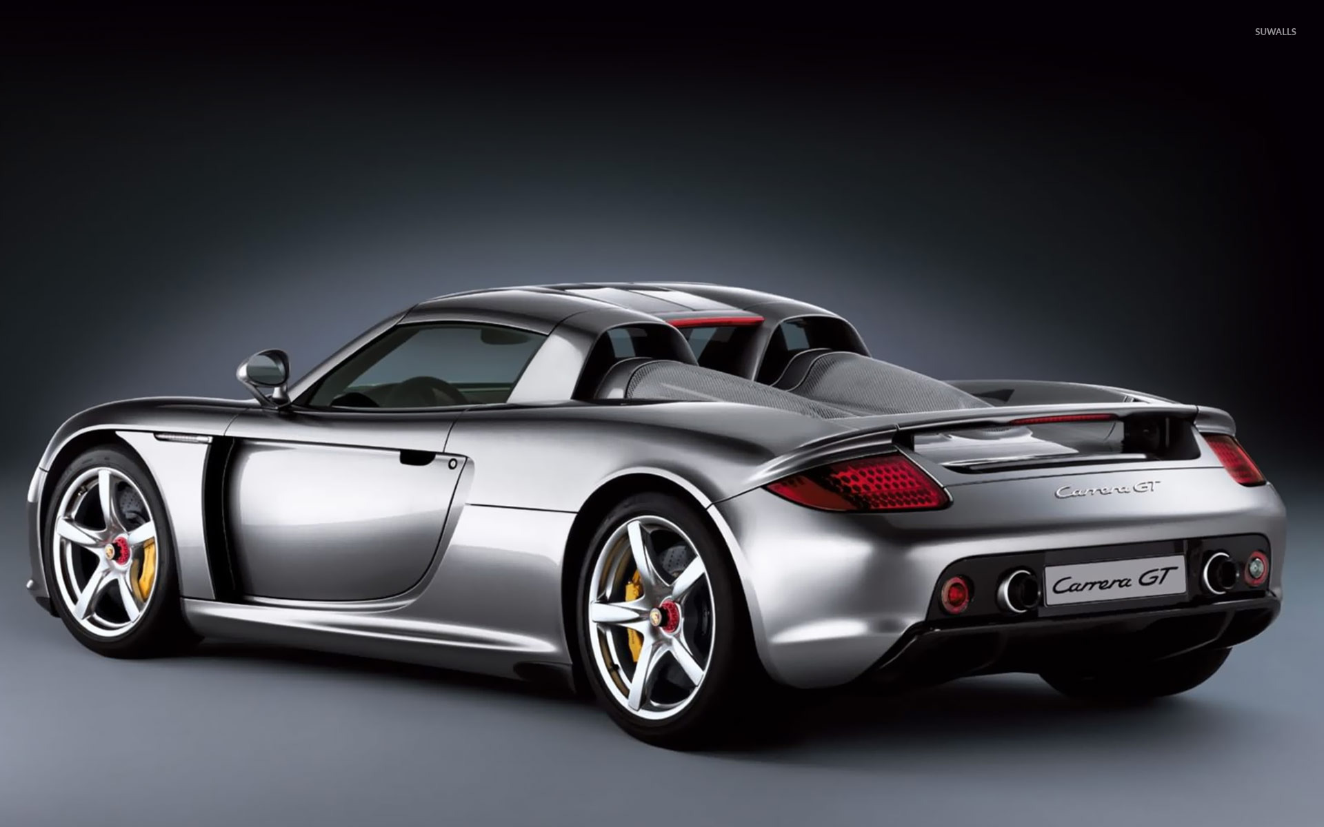 Porsche Carrera GT 4 Wallpaper 1920x1200 Jpg