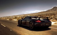 Porsche Carrera GT wallpaper 1920x1200 jpg
