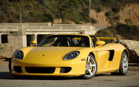 Porsche Carrera GT [6] wallpaper 1920x1200 jpg