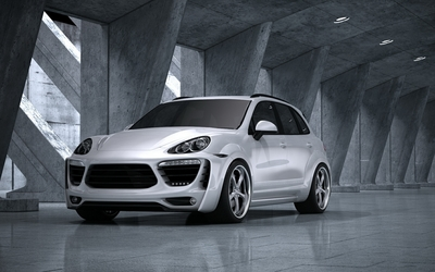 Porsche Cayenne [2] wallpaper