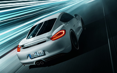 Porsche Cayman [3] wallpaper