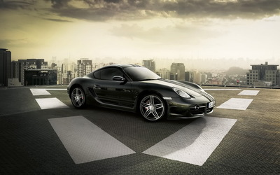 Porsche Cayman [5] wallpaper