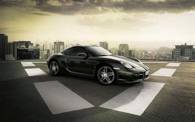 Porsche Cayman [5] wallpaper