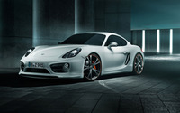 Porsche Cayman [6] wallpaper 2560x1600 jpg