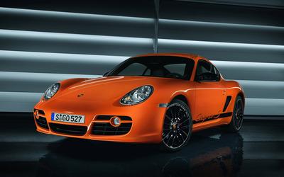 Porsche Cayman S wallpaper