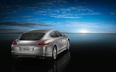Porsche Panamera [5] wallpaper