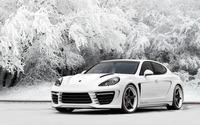 Porsche Panamera [2] wallpaper 2560x1440 jpg
