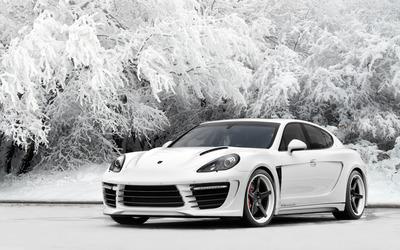Porsche Panamera [2] wallpaper