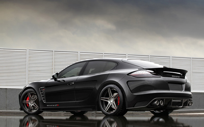 Porsche Panamera Stingray GTR wallpaper