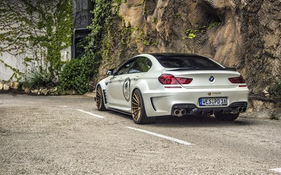 Prior Design BMW M6 Gran Coupe wallpaper