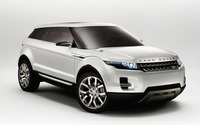 Range Rover Evoque wallpaper 2560x1600 jpg