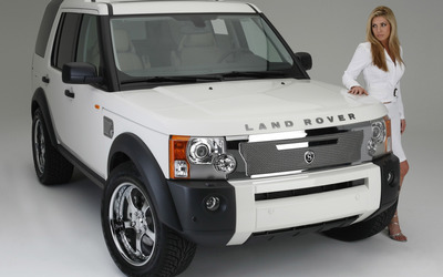 Range Rover L322 wallpaper