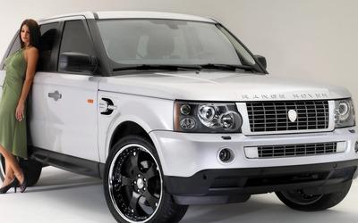 Range Rover Sport wallpaper