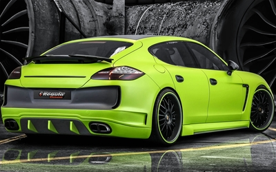 Regula Exclusive Porsche Panamera wallpaper