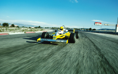 Renault F1 [2] wallpaper