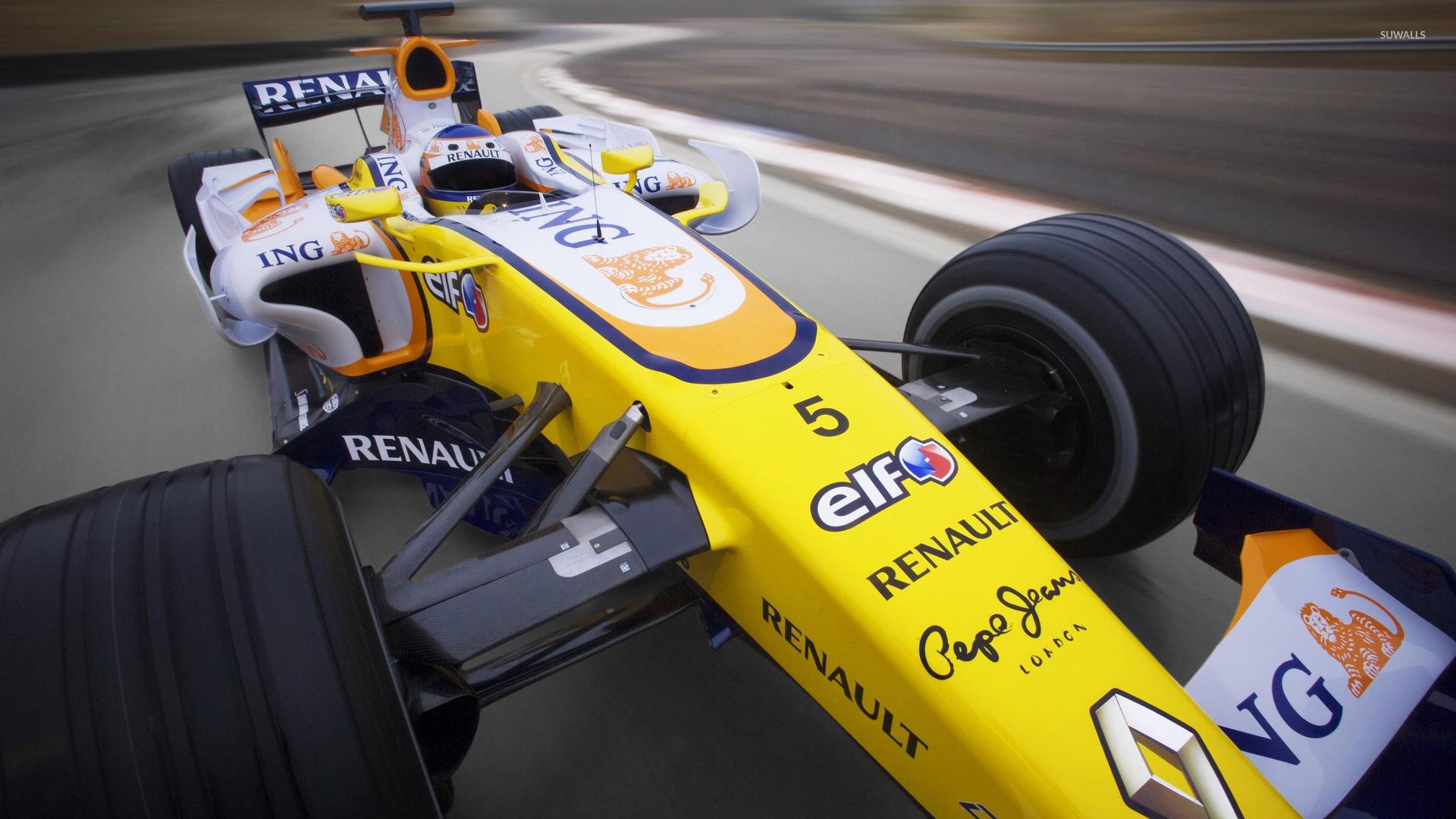renault formula 1 wallpaper - photo #40