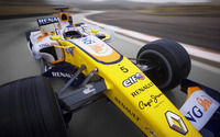 Renault F1 wallpaper 2880x1800 jpg