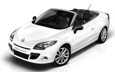 Renault Megane Coupe Cabriolet wallpaper