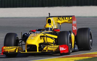 Robert Kubica - F1 wallpaper