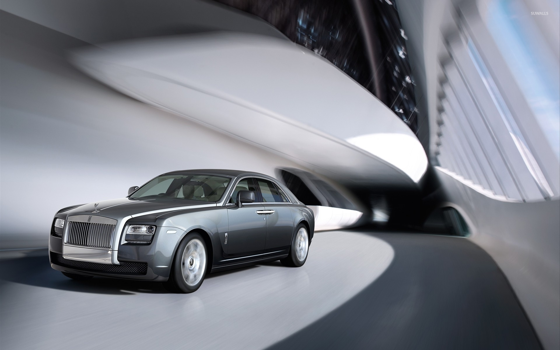 rolls-royce phantom wallpaper - car wallpapers - #33295