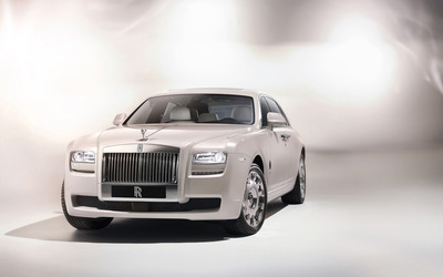 Rolls-Royce Ghost Six Senses Concept wallpaper
