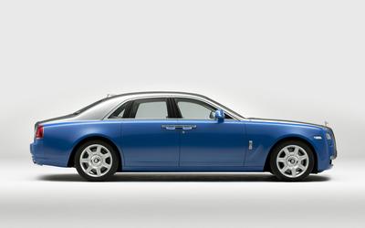 Rolls-Royce Phantom [3] wallpaper